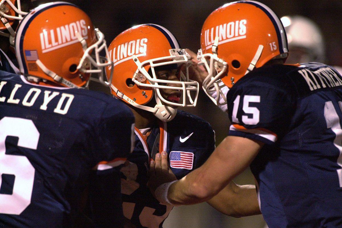 Penn State v Illinois X Harvey