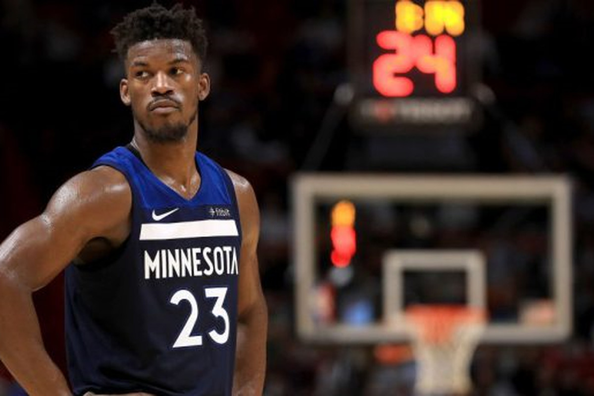 4483b3068 Jimmy Butler back with Bulls someday  It s not as far-fetched as it sounds