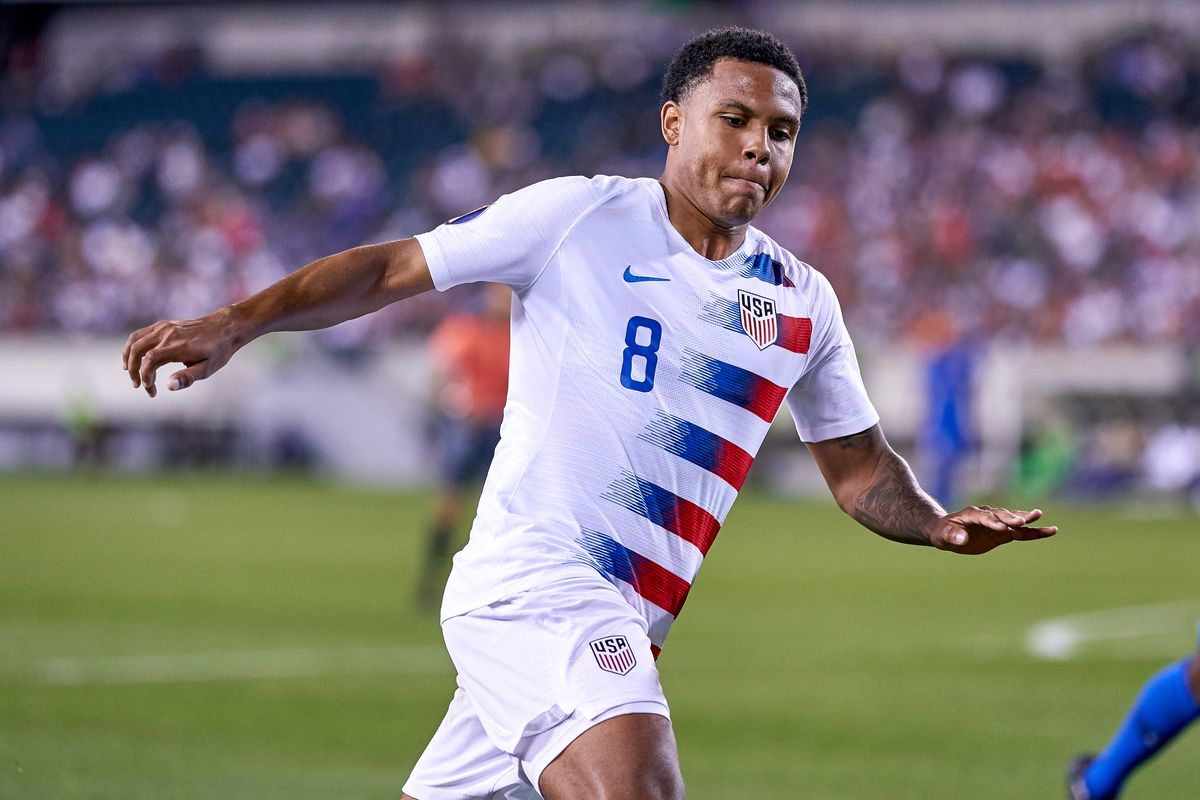 SOCCER: JUN 30 CONCACAF Gold Cup Quarterfinals - Curacao v United States