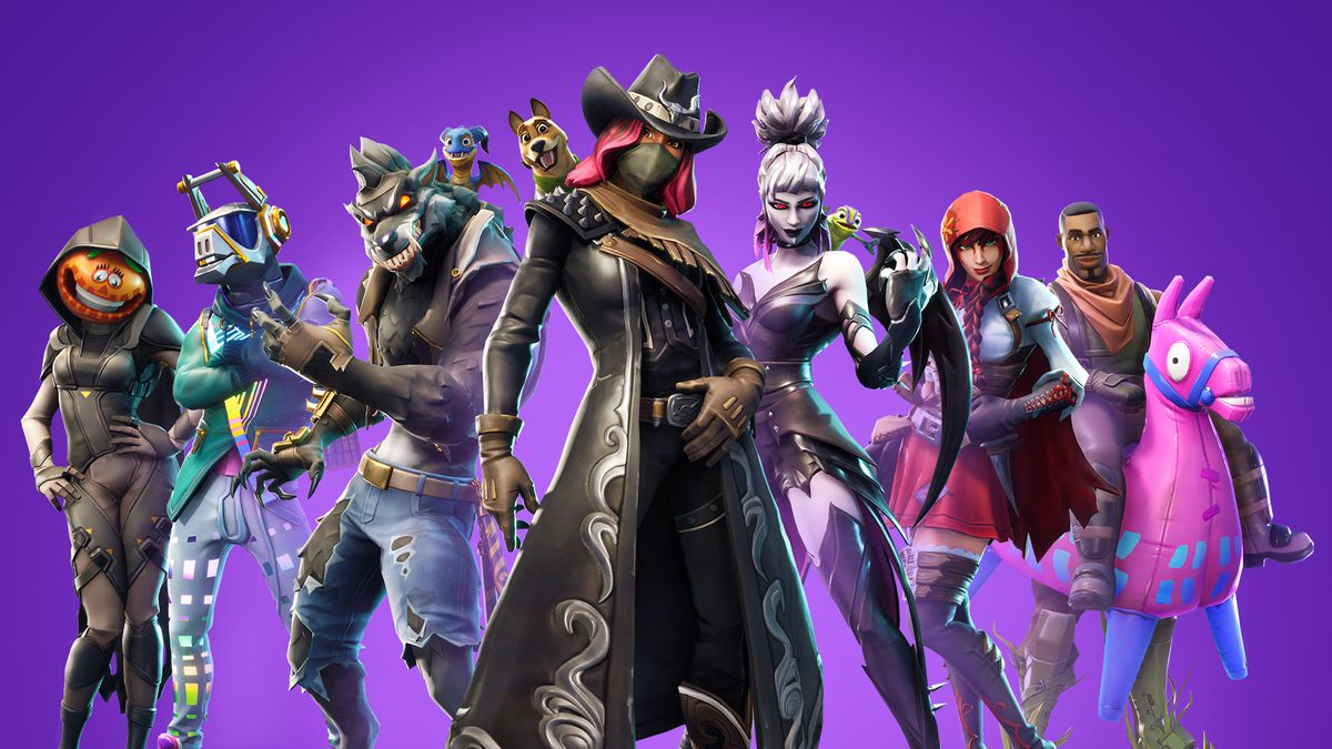 Fortnite S Season 6 Battle Pass Has Two Customizable Skins