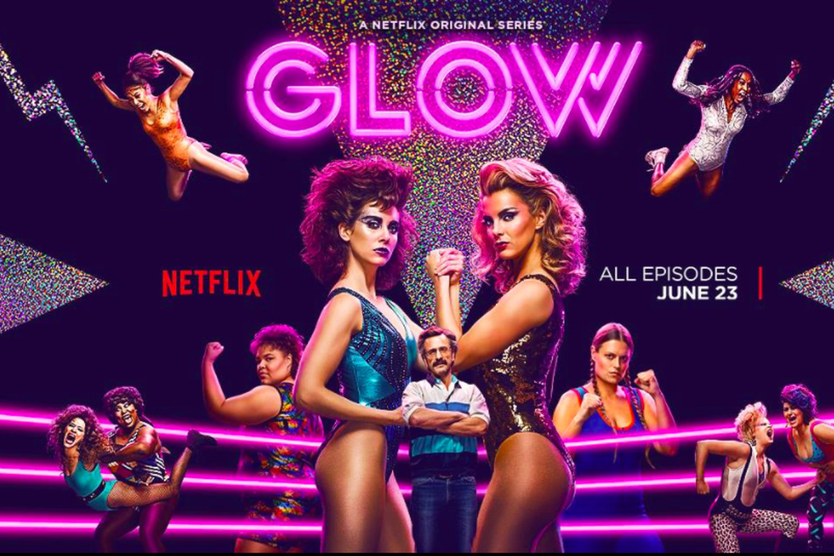 'GLOW' renewed for season 2