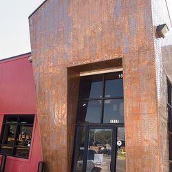 Copper-clad exterior