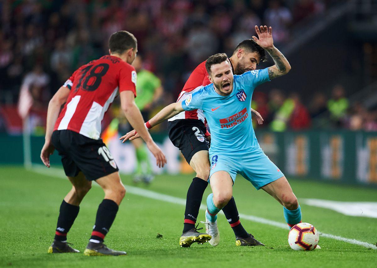 Athletic Club v Club Atletico de Madrid - La Liga