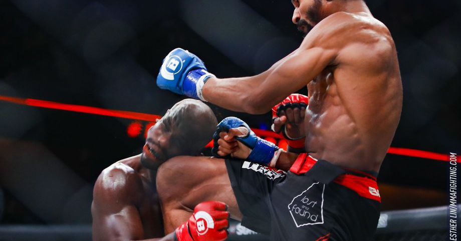 Bellator 207 Video: This KO by Mandel Nallo is undoubtedly one of the best of 20...