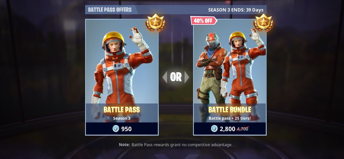 epic games - what is fortnite battle pass