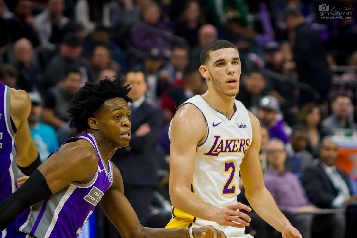 Lakers Preview Zoh No He Didnt Sactown Royalty