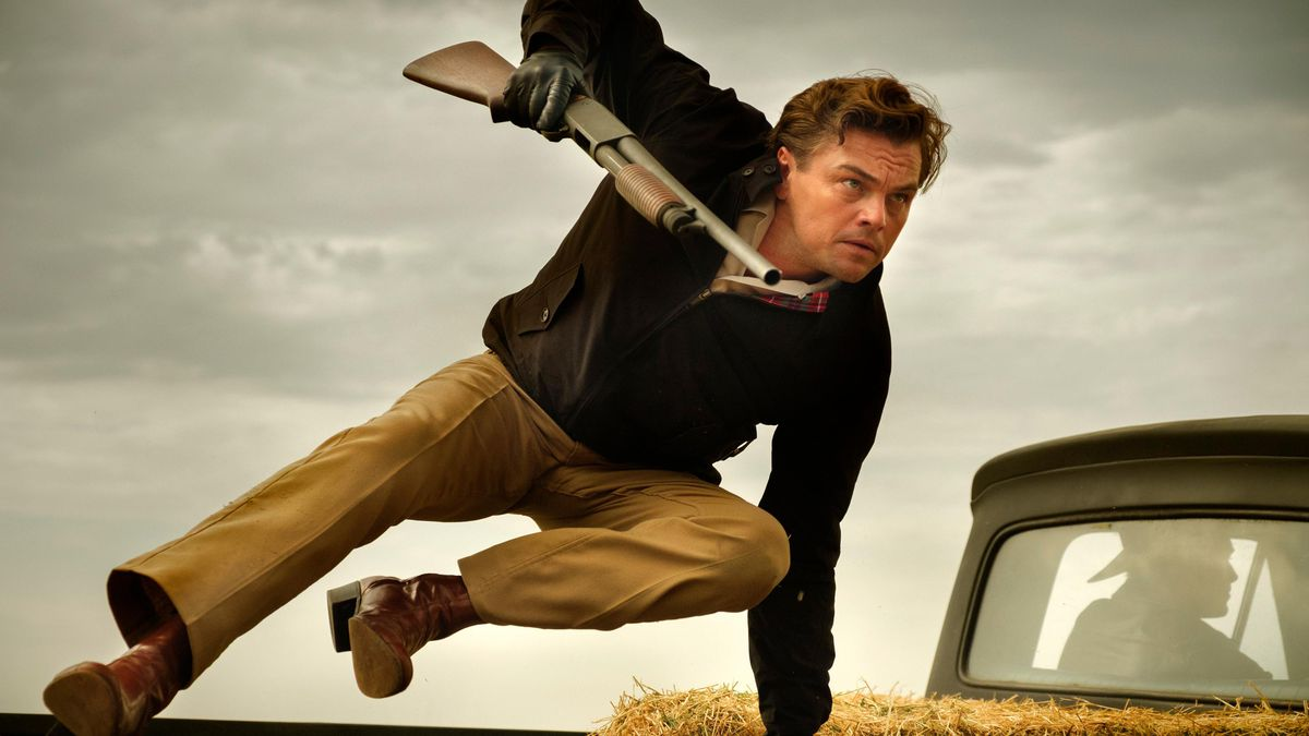Image result for leonardo dicaprio once upon a time in hollywood