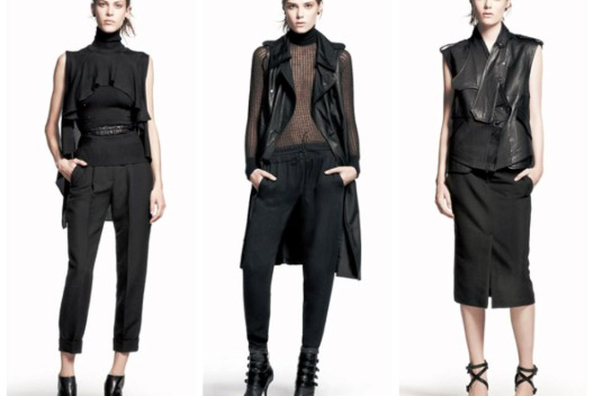 """Just sit back and wish for fall. Image via <a href=""""http://www.fashionologie.com/Photos-Alexander-Wang-Pre-Fall-2011-Collection-Lookbook-13181231"""">Fashionologie</a>"""