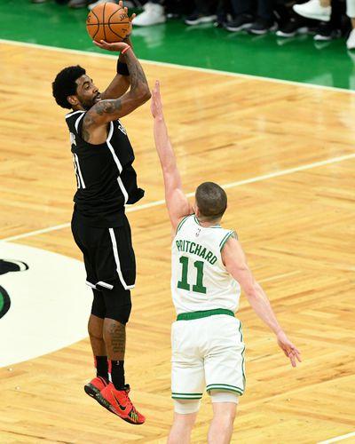 NBA: Playoffs-Brooklyn Nets at Boston Celtics