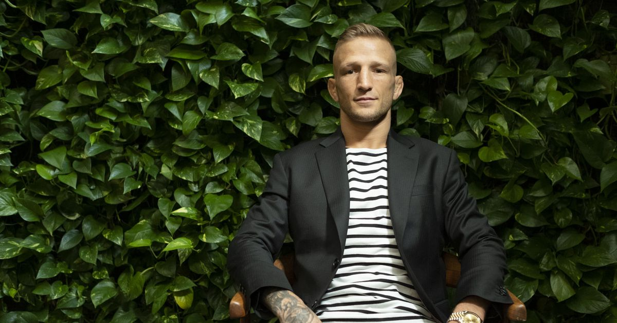 T.J. Dillashaw not shying away from instant title shot for return: 'I'm ready to go straight for the belt'