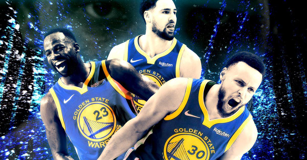 The Warriors Original Big Three Still Has No Equal The Ringer