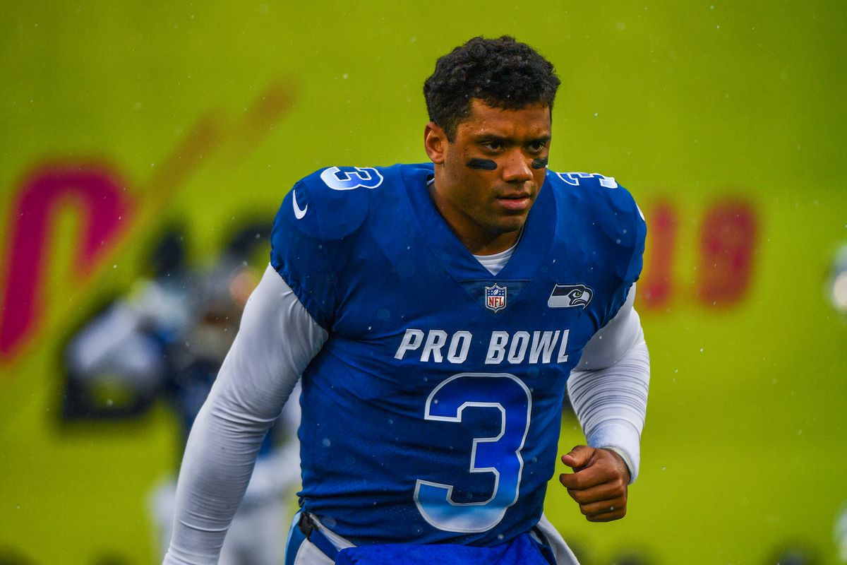 Video: Russell Wilson phenomenal in 2020 Pro Bowl Skills Challenge