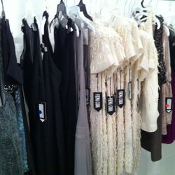 Spring 2010 pieces - some made their way over from Lucky Shops