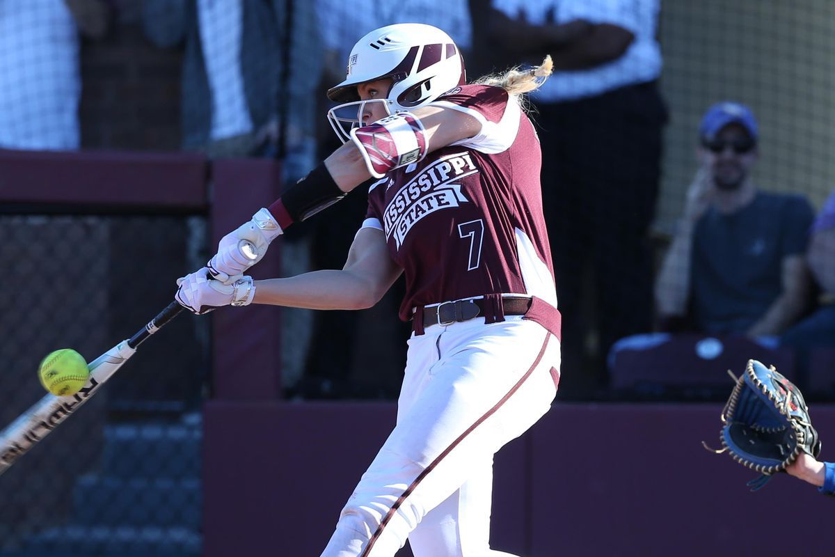 Mississippi State Softball Beats Texas Tech, Loses to Cal State
