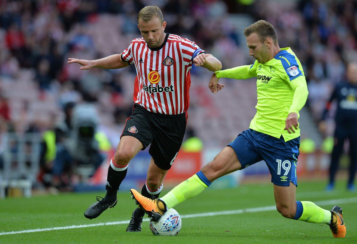 Sunderland v Derby County - Sky Bet Championship