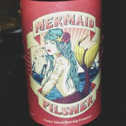 """Next we headed further downtown to Fraunces Tavern. My mother-in-law ordered this Coney Island Pilsner, which reminded me of <a href=""""http://www.glamour.com/lipstick/blogs/girls-in-the-beauty-department/2014/04/so-all-the-celebs-are-doing-th.html"""">this po"""