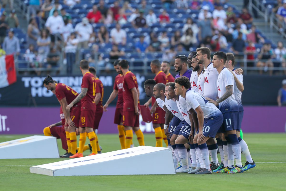 Taking a Look at Roma's Lineup Options for 2018-2019
