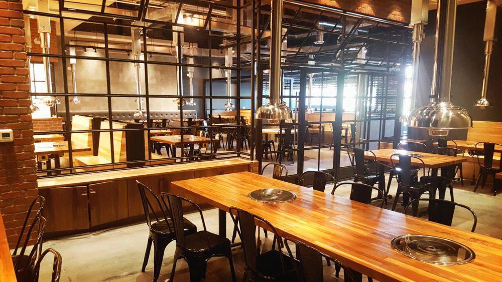 8oz Korean Steak House & Bar