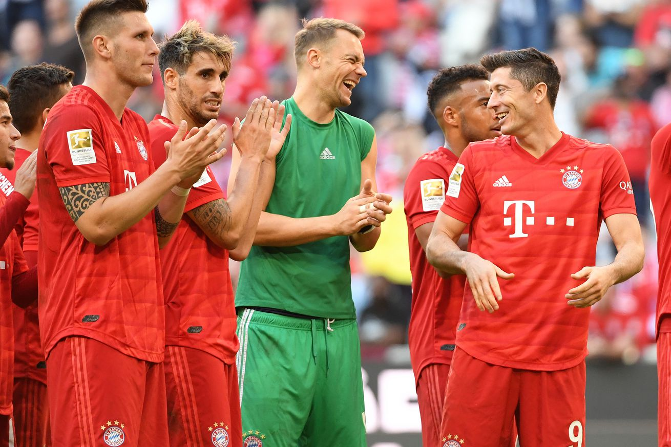 Five observations from Bayern?s dominant 4-0 win against FC Koln