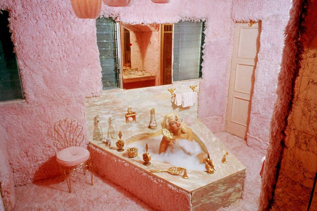Jayne Mansfield S Pink Palace Curbed La