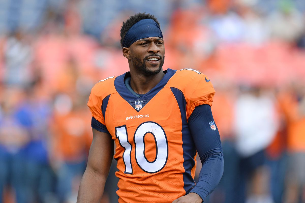 Emmanuel Sanders is mad over this offense Mile High Report
