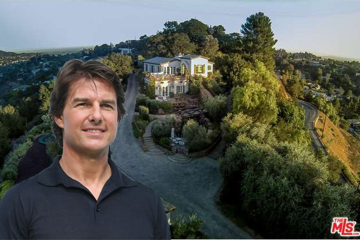 Tom Cruise Sells His Quot European Style Quot Laurel Canyon House