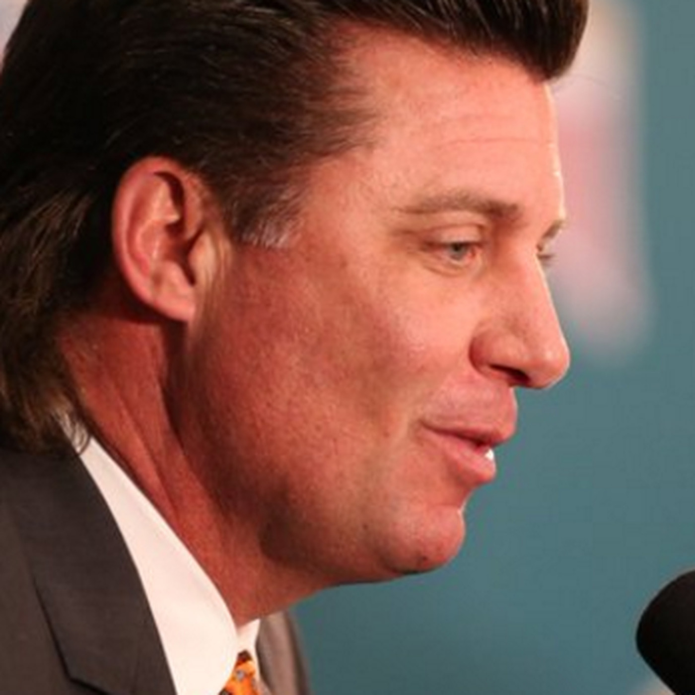 Oklahoma State S Mike Gundy Has A Mullet You Must Know