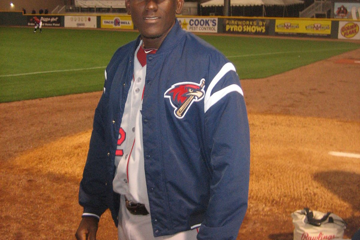 Jose Valdez TCB exclusive photo, he's a cool guy...
