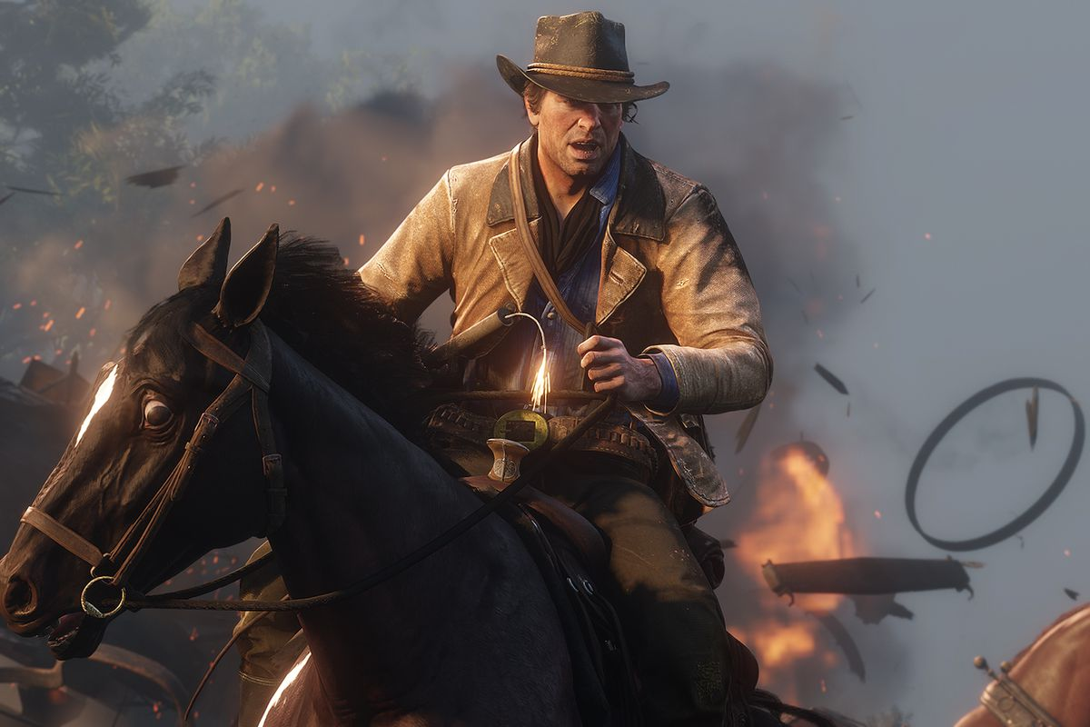 Red Dead Redemption 2 can be a struggle for players with