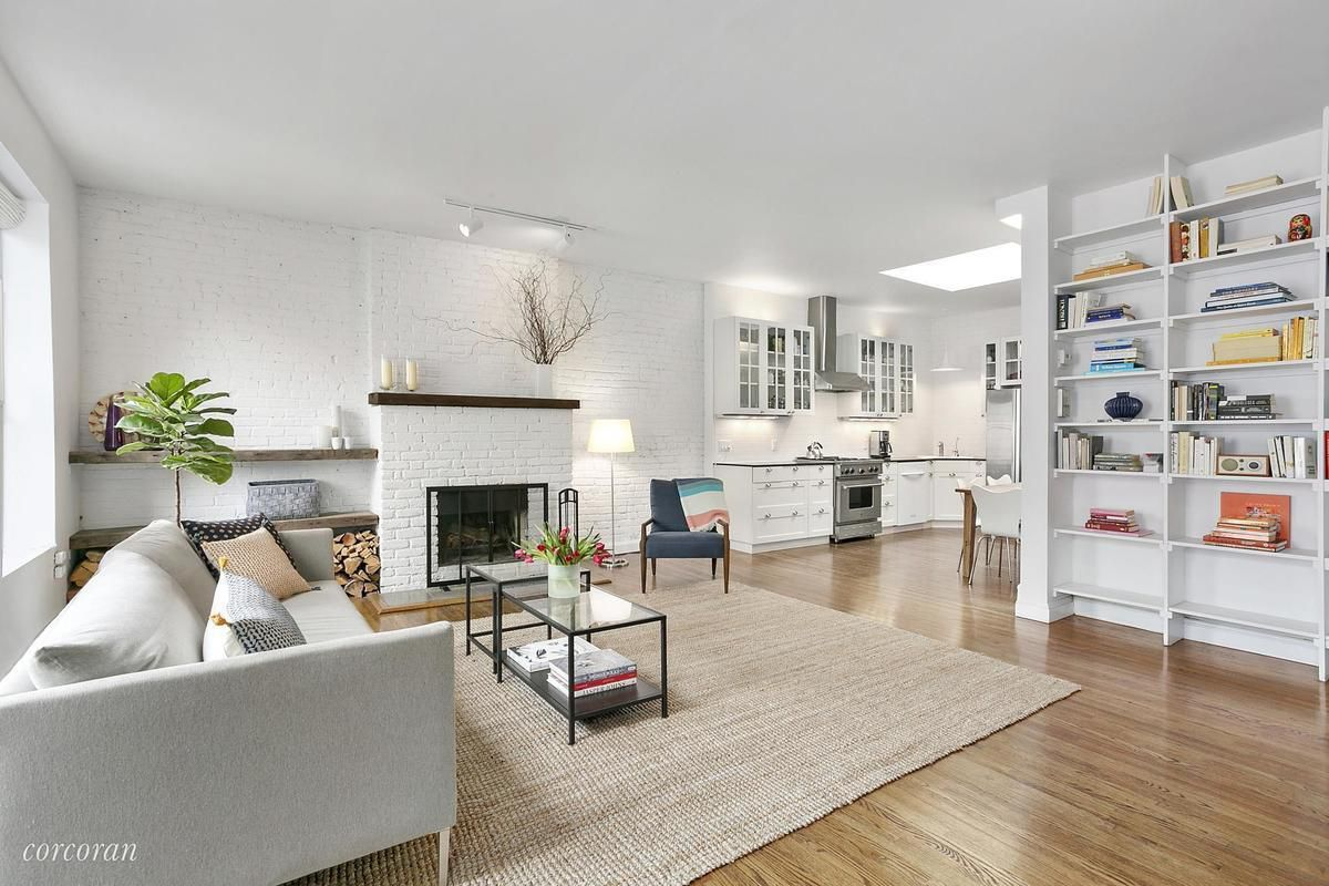 Lovely Boerum Hill co-op with a spacious private roof deck asks $1.6 ...