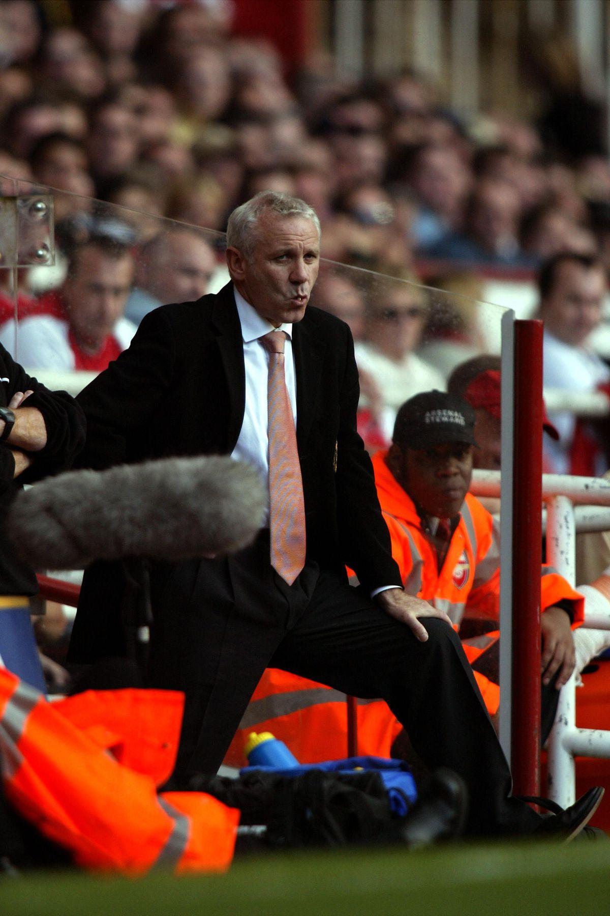 Soccer - FA Barclaycard Premiership - Arsenal v Sunderland