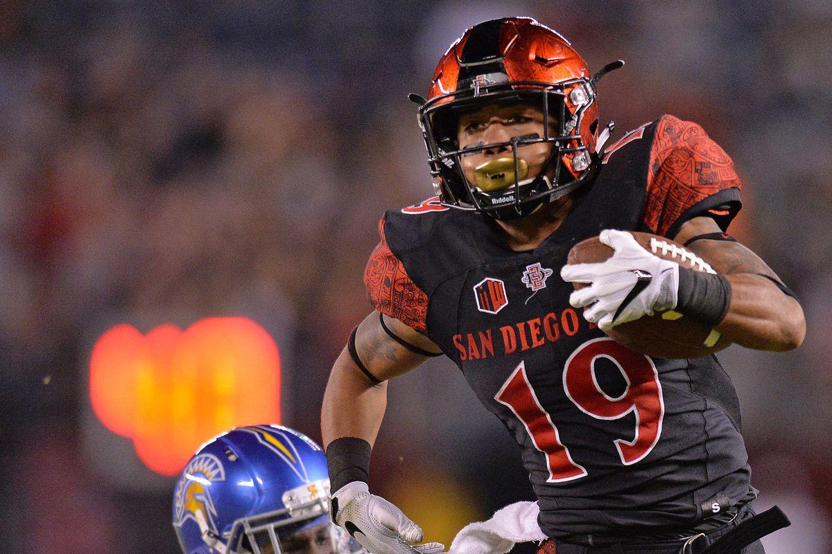 NCAA Football: San Jose State at San Diego State