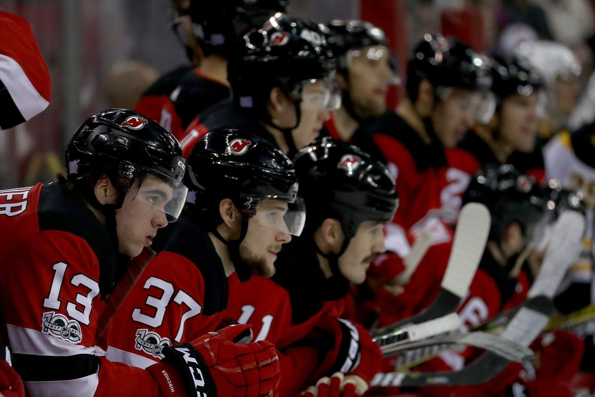 New Jersey Devils Lost an Excessively Long Shootout to Boston Bruins ... dd1120c03