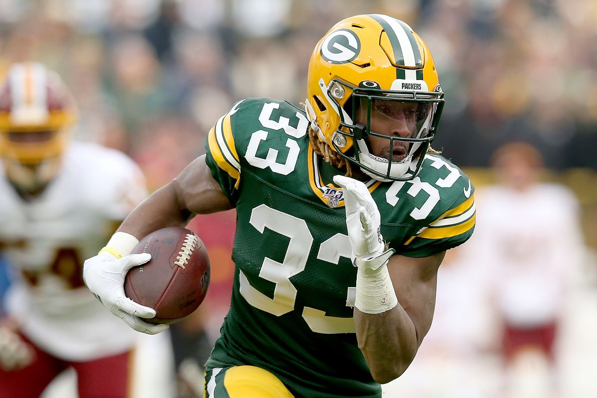 Packers Start Fast Hold Off Late Washington Rally To Win 20 15 Acme Packing Company