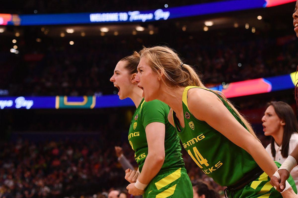NCAA Womens Basketball: Final Four-Semifinals-Oregon vs Baylor