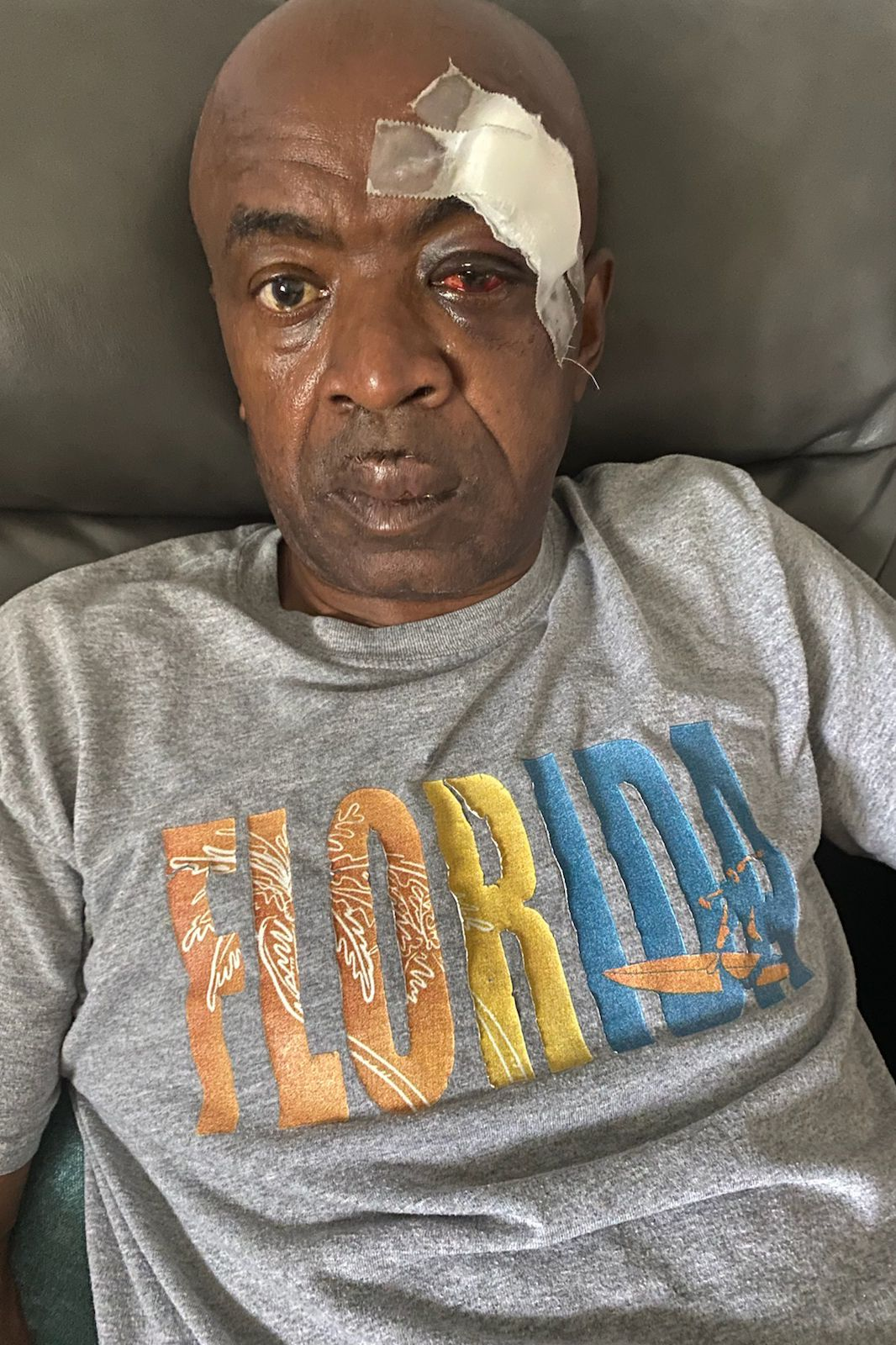 MTA bus driver Anthony Reid was assaulted after asking a passenger to put on a face mask.