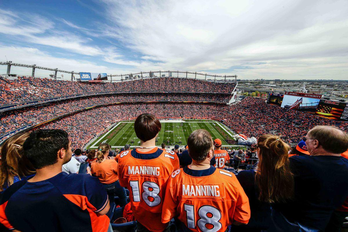 Denver Broncos 2017 NFL schedule: Dates, game times