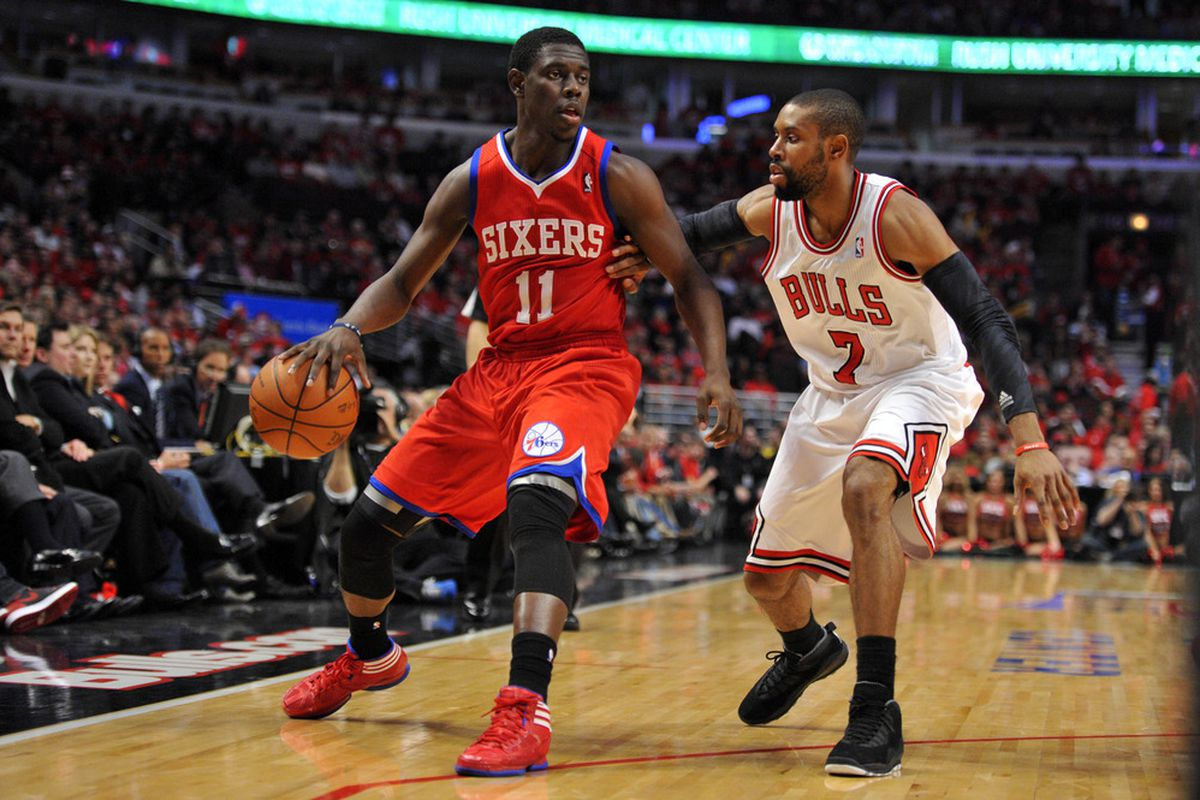 C.J. Watson rocking the Jordan X Stealth's. I also sport those from time to time, FYI.