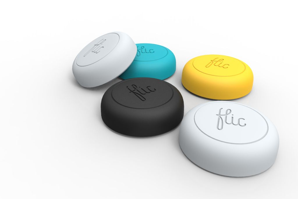 Flic remote buttons are coming in April.