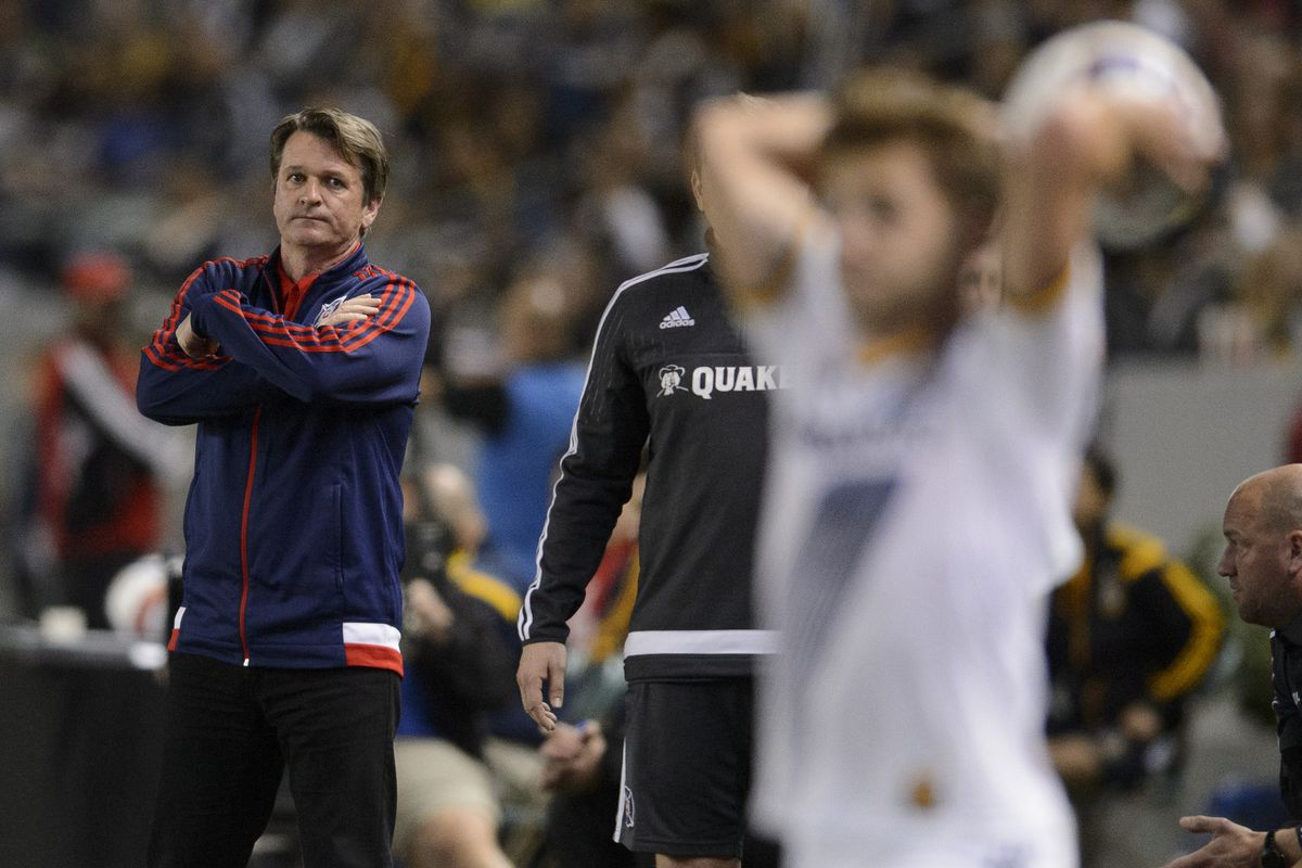 Yallop ain't happy with Chicago's start to the season