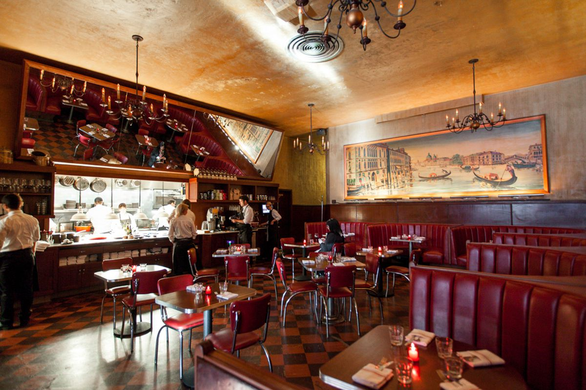 8cd10a3c3 April Bloomfield Closes Tosca Cafe in San Francisco - Eater SF