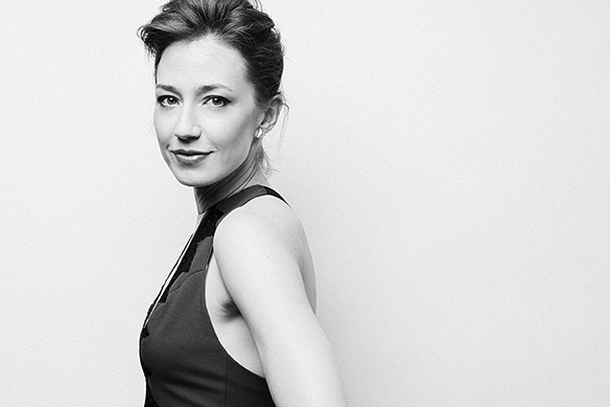 Carrie Coon.