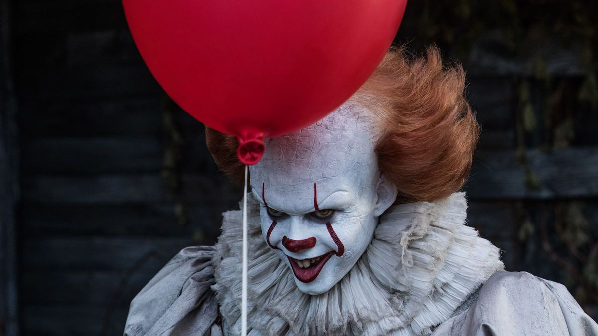 Creepy red balloons from 'It' have been spotted in Sydney