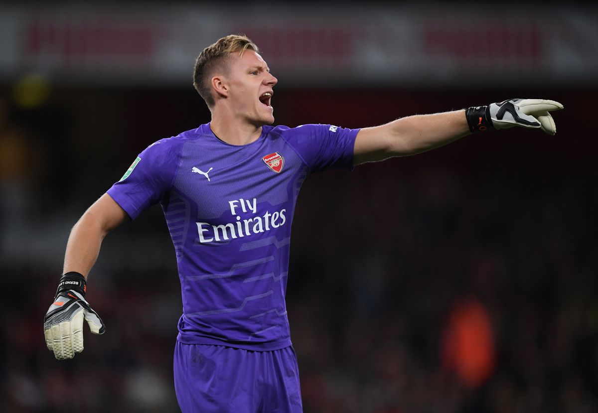 Bernd Leno - Arsenal - Premier League