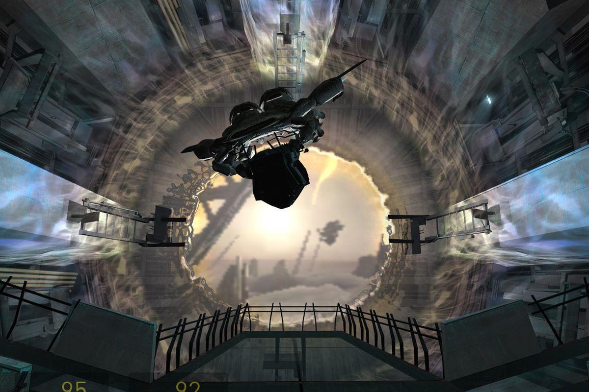 Half-Life 2 mod Minerva comes to Steam for free - Polygon