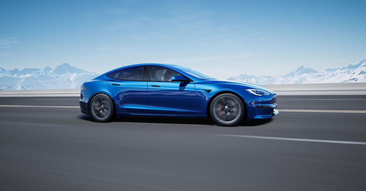 """Tesla will begin delivering its updated, high-performance """"Plaid"""" version of its flagship Model S sedan at an event in Fremont, CA. The event will be livestreamed to the public. The Plaid Model S is said to have a top speed of 200mph and can sprint 0–60mph in…"""