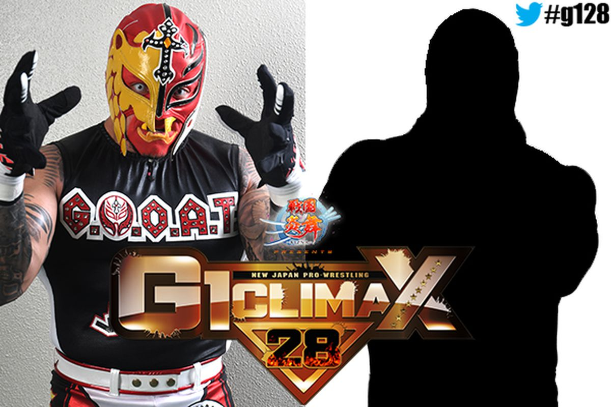 Image result for Rey Mysterio at G1 Climax 28