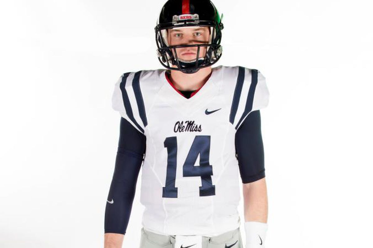 f003213933a Ole Miss Football Unveils Uniform Changes - Red Cup Rebellion