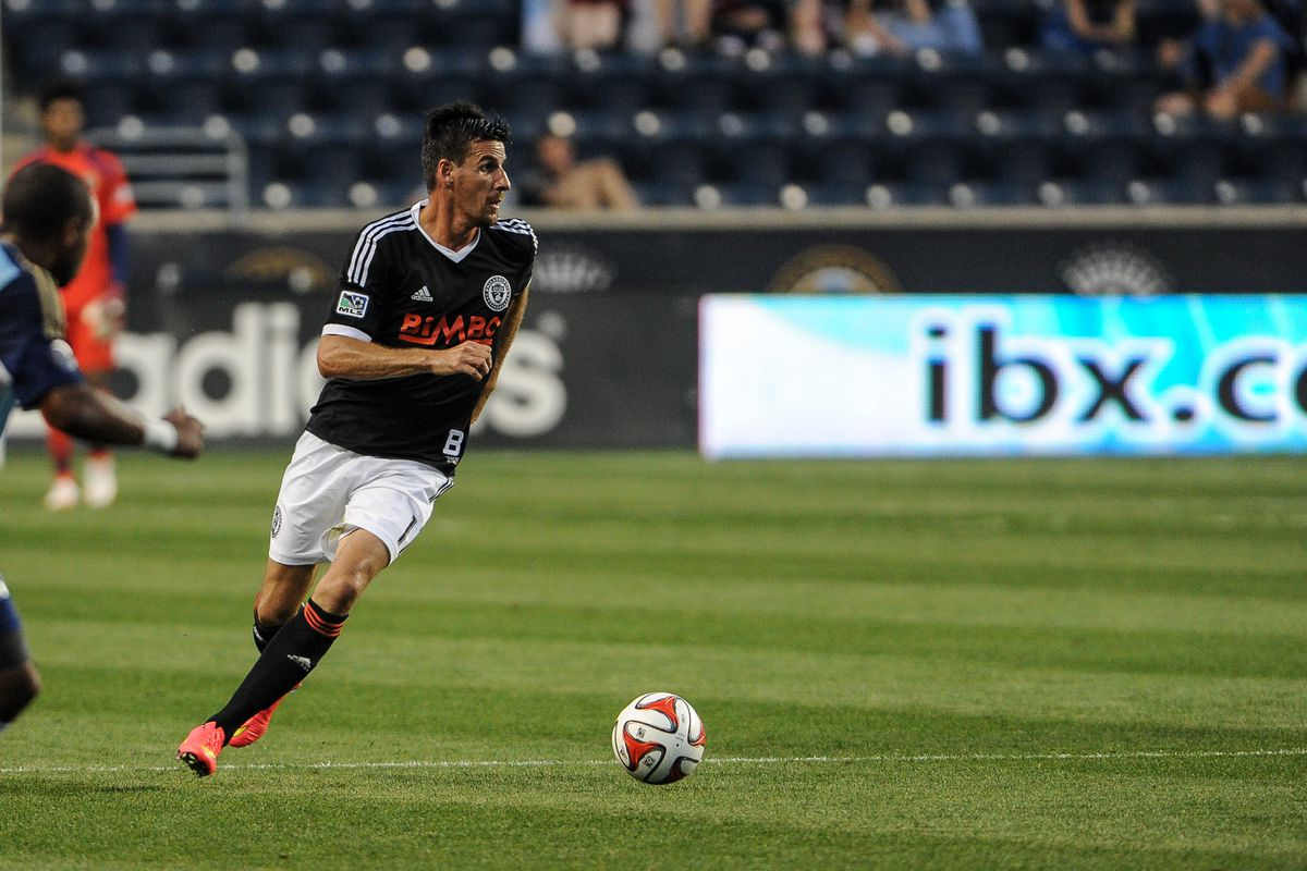 Le Toux is the U.S. Open Cup leading scorer in the modern era with 14 goals