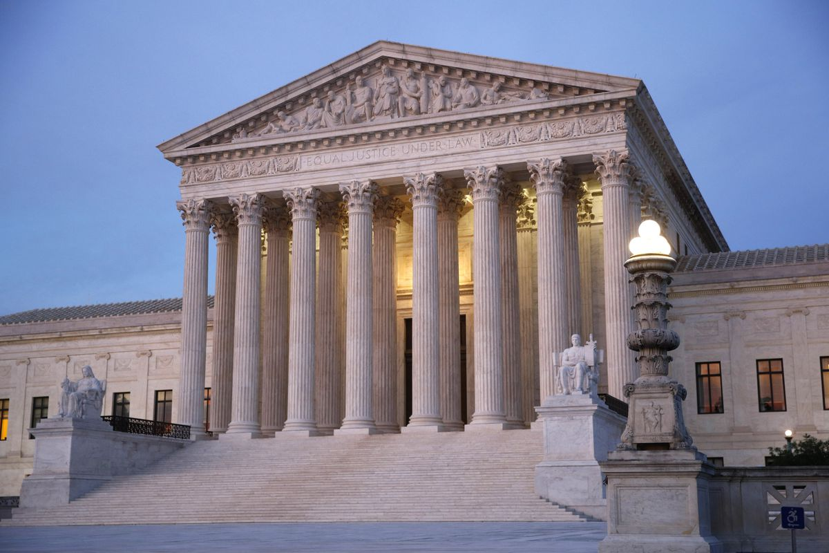 The U.S. Supreme Court is rejecting a challenge to federal regulation of gun silencers, just days after a gunman used one in a shooting rampage that killed 12 people in Virginia. The justices did not comment Monday in turning away appeals from two Kansas
